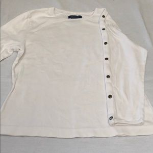 Faconnable white long sleeve ✨✨bundle 3 for $12